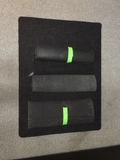 Group of Miscellaneous Floor Mats Four different sizes and kinds of mats