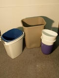 Smaller Trash Cans