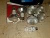 Light bulbs and tote