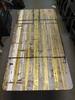 5 ft wooden folding leg table