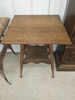Vintage Square Wooden Table