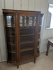 China Cabinet With Key
