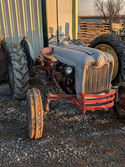 Ford Jublilee Tractor