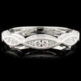 14K Gold 0.43ctw Diamond Ring