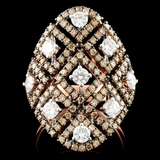 14K Gold 1.93ctw Diamond Ring