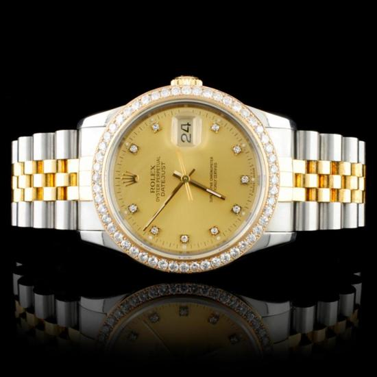 Special Live Estate Auction Certified Rolex & More