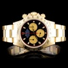 Rolex 18K YG Daytona Men's Watch