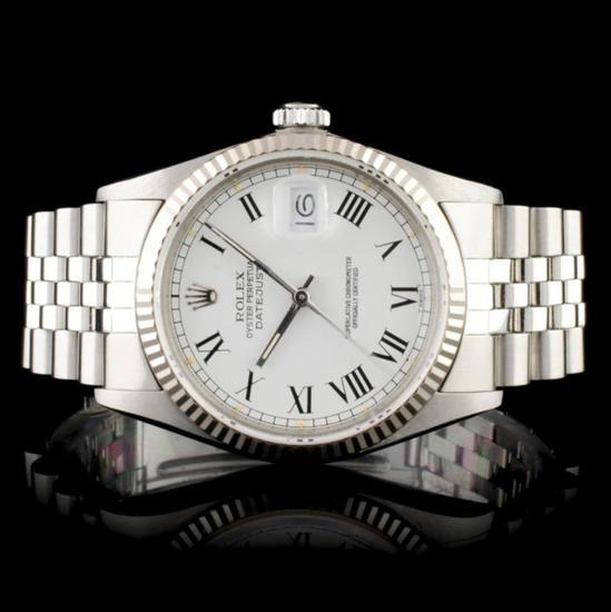 Estate Auction Event Rolex Watches & Fine Jewelry
