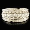 18K White Gold 0.75ctw Diamond Ring