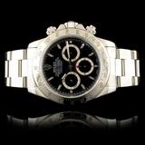 Rolex DAYTONA Cosmograph 16520 40MM Wristwatch