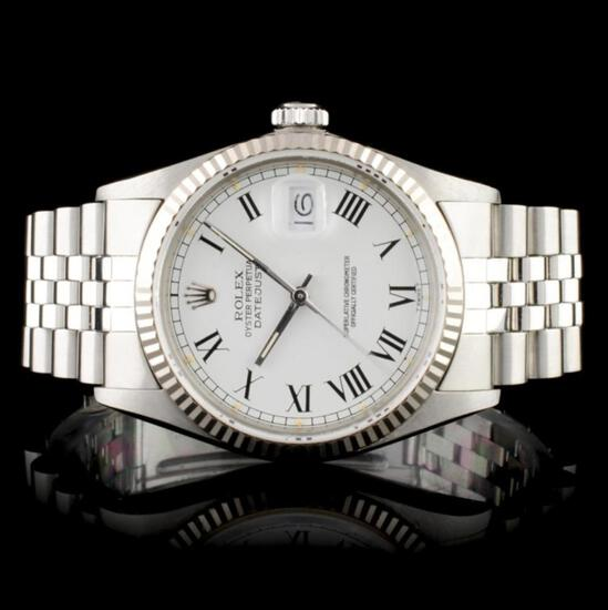 Amazing Fine Jewelry & Certified Rolex Watches