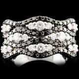 14K Gold 1.98ctw Fancy Color Diamond Ring