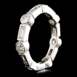 14K Gold 1.63ctw Diamond Ring