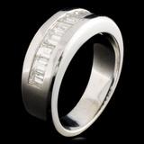 14K Gold 1.83ctw Diamond Ring