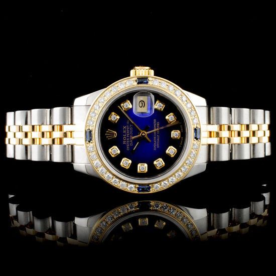 Diamond Jewelry & Submariner Rolex Watch Event