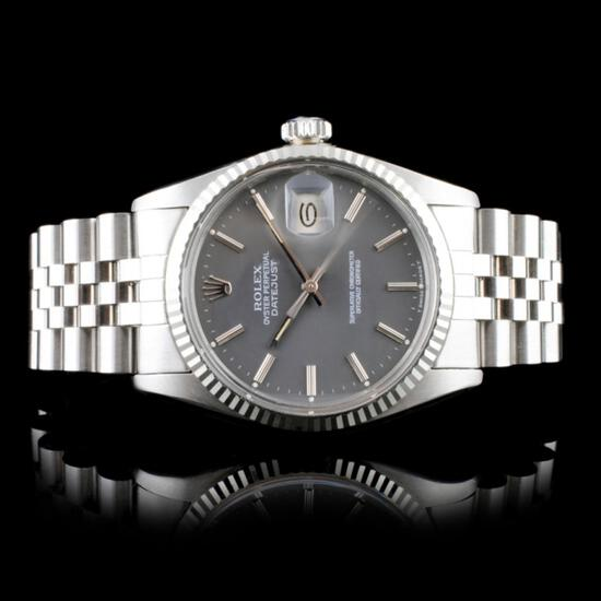 Independence Day Special Live Rolex Watch Auction