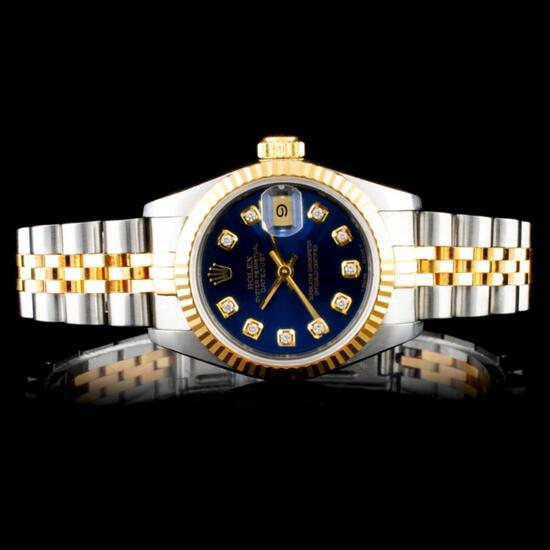 Holiday Weekend Fine Jewelry & Rolex Watch Event