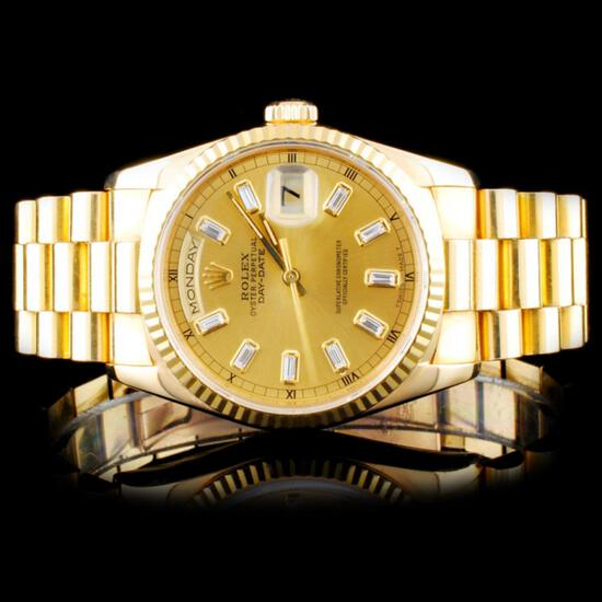 Summer Special Estate Jewelry & Rolex Auction