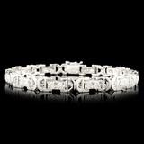 14K Gold 2.01ctw Diamond Bracelet