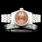 Rolex SS DateJust Ladies 26mm Wristwatch