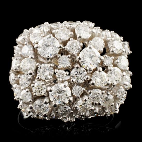 14K Gold 2.50ctw Diamond Ring