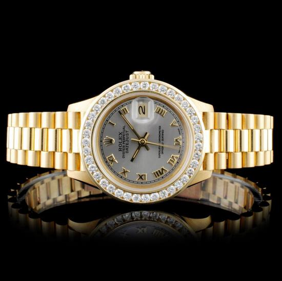 Live Estate Auction Diamonds & Rolex Watches Event