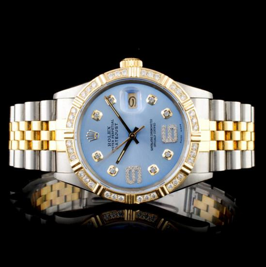 Special Estate Auction & Certified Rolex Watches