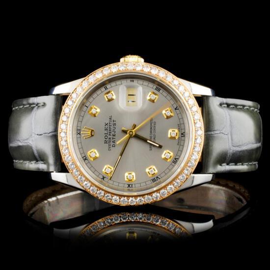 Beautiful Certified Fine Jewelry & Rolex Watches