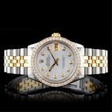 Rolex DateJust Diamond 31mm Wristwatch