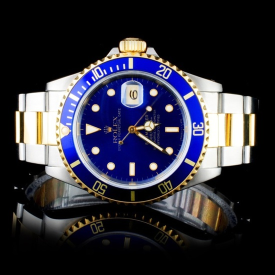 Fine Jewelry & Certified Rolex Watch Live Auction