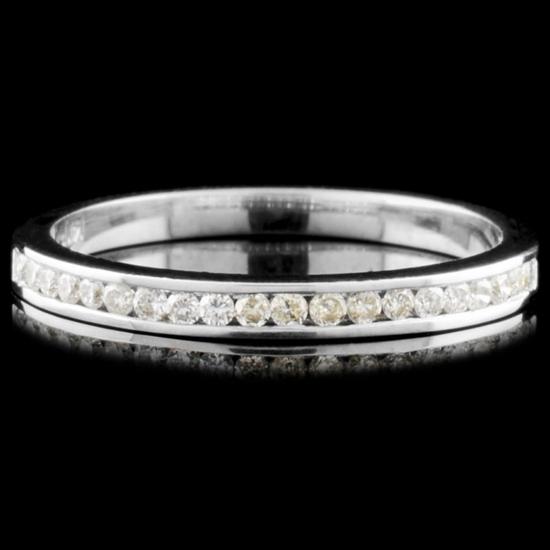 14K Gold 0.30ctw Diamond Ring