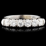 14K Gold 0.51ctw Diamond Ring