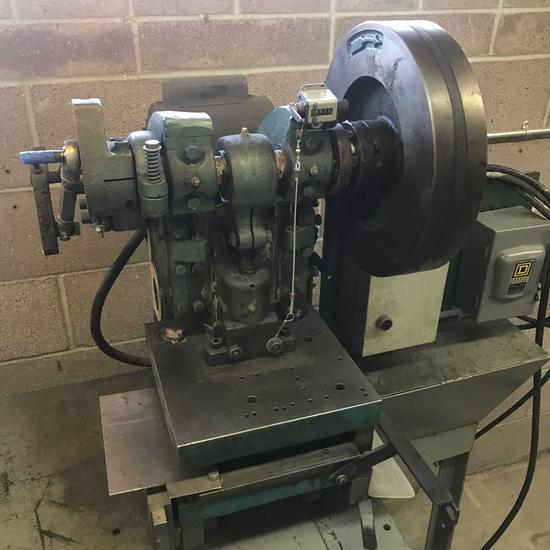 Benchmaster 171 Punch Press, s    Auctions Online | Proxibid