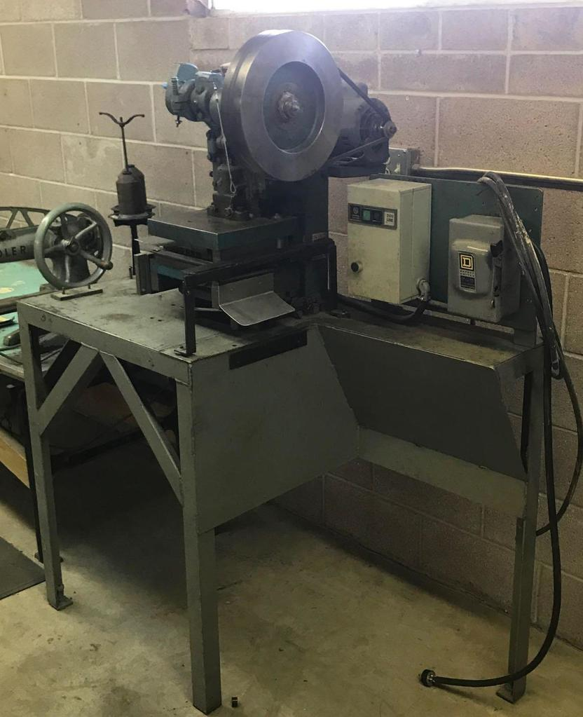 Lot: Benchmaster 171 Punch Press, sn 53150 | Proxibid Auctions