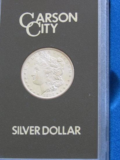 1883 CC Morgan Silver Dollar (Mixed Carson City)