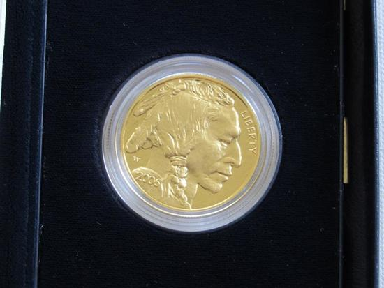 2006 America Buffalo One Ounce Gold Proof Coin