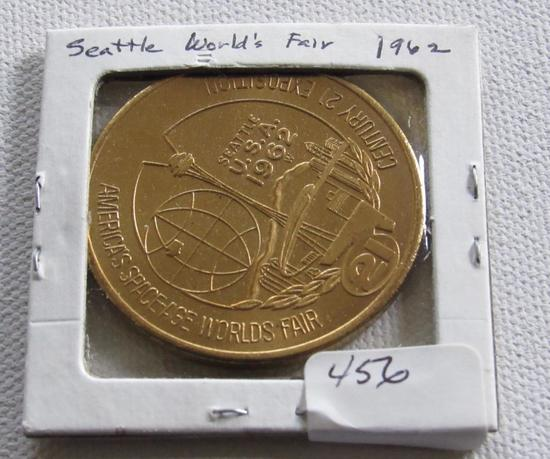 1962 Seattle World's Fair Dollar