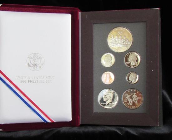 1996s United States Mint Prestige Set
