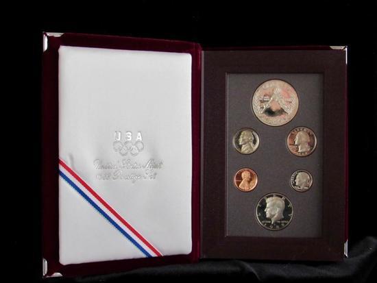 United States Mint 1988 Prestige Set