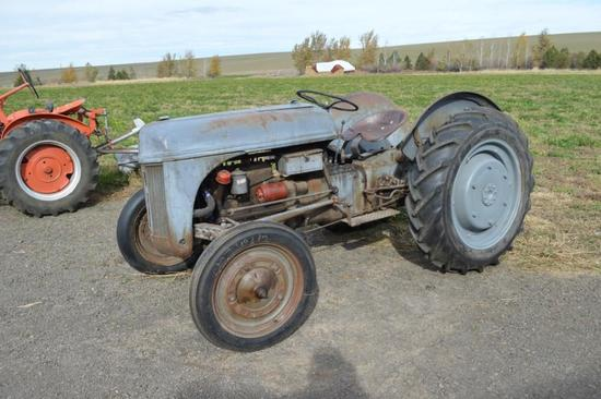 1950 Ford Model 8N Utility Tractor