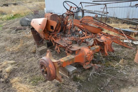 Parts For Case Tractor
