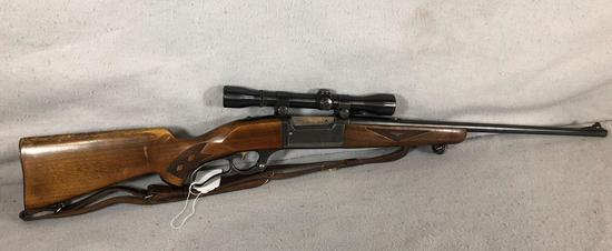 Winchester Ctg. Model Savage 99 Lever Action Rifle .284 Cal. S/N. 1075232