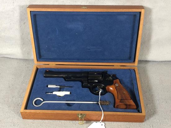 Smith & Wesson Model 25 Revolver .45 Colt Ctg. S/N N660252 MDC 25 - 5