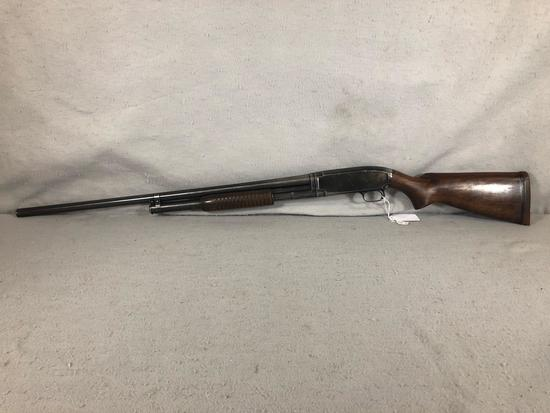 Winchester 12-ga Model 12 Pump action Shotgun