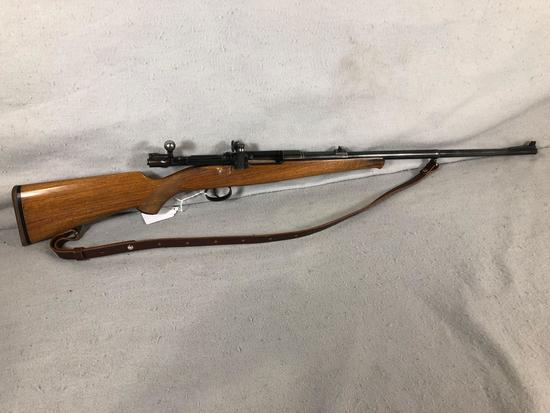 Husqvanrna Sporter 9.3 x 62 Ctg. Swedish Mauser Bolt Action Rifle S/N 92646