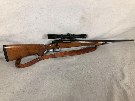 Remington Model 700 BDL Bolt Action Rifle .257 Ctg w/ Leupold M8 4x Scope S/N C6691137