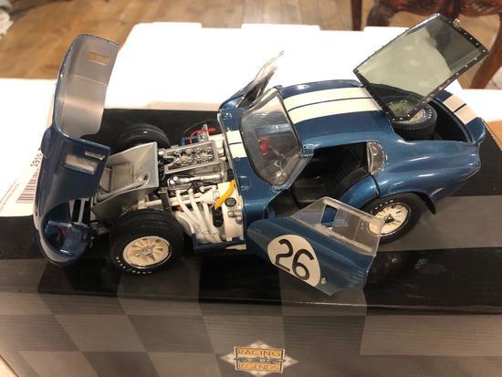 Racing Legends Die Cast Car