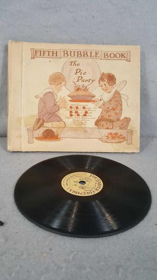 Harper-Columbia Book That Sings