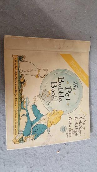 The Harper-Columbia Book That Sings