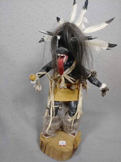 Hopi Ogre Kachina Doll